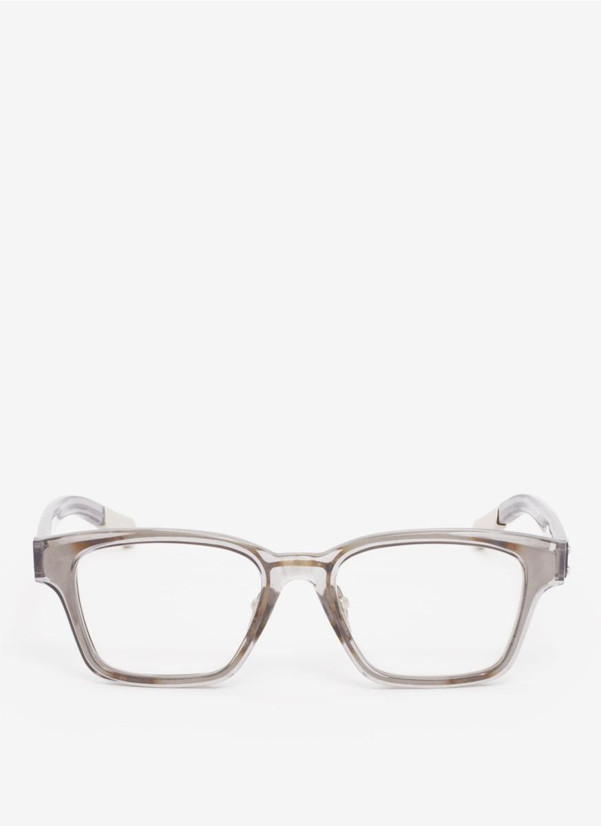 Vans Glasses Frame : Kris van assche Transparent Plastic Rectangular-frame ...