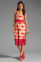Marc By Marc Jacobs  Hayley Stripe Dress  - Lyst