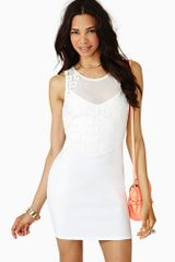 Nasty Gal Pure Bloom Dress - Lyst
