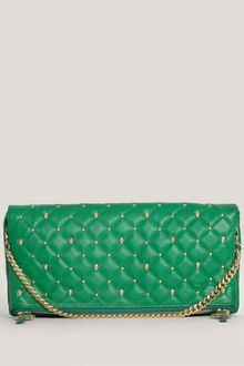 Thomas Wylde Foldover Quilted Crossbody Bag - Lyst