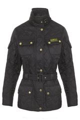 Barbour International Quilt Jacket - Lyst