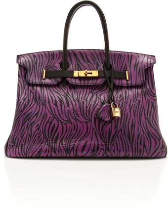 Heritage Auctions Special Collections Oneofakind 35 Birkin Graffitied - Lyst
