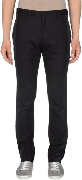 Neil Barrett Casual Pants - Lyst