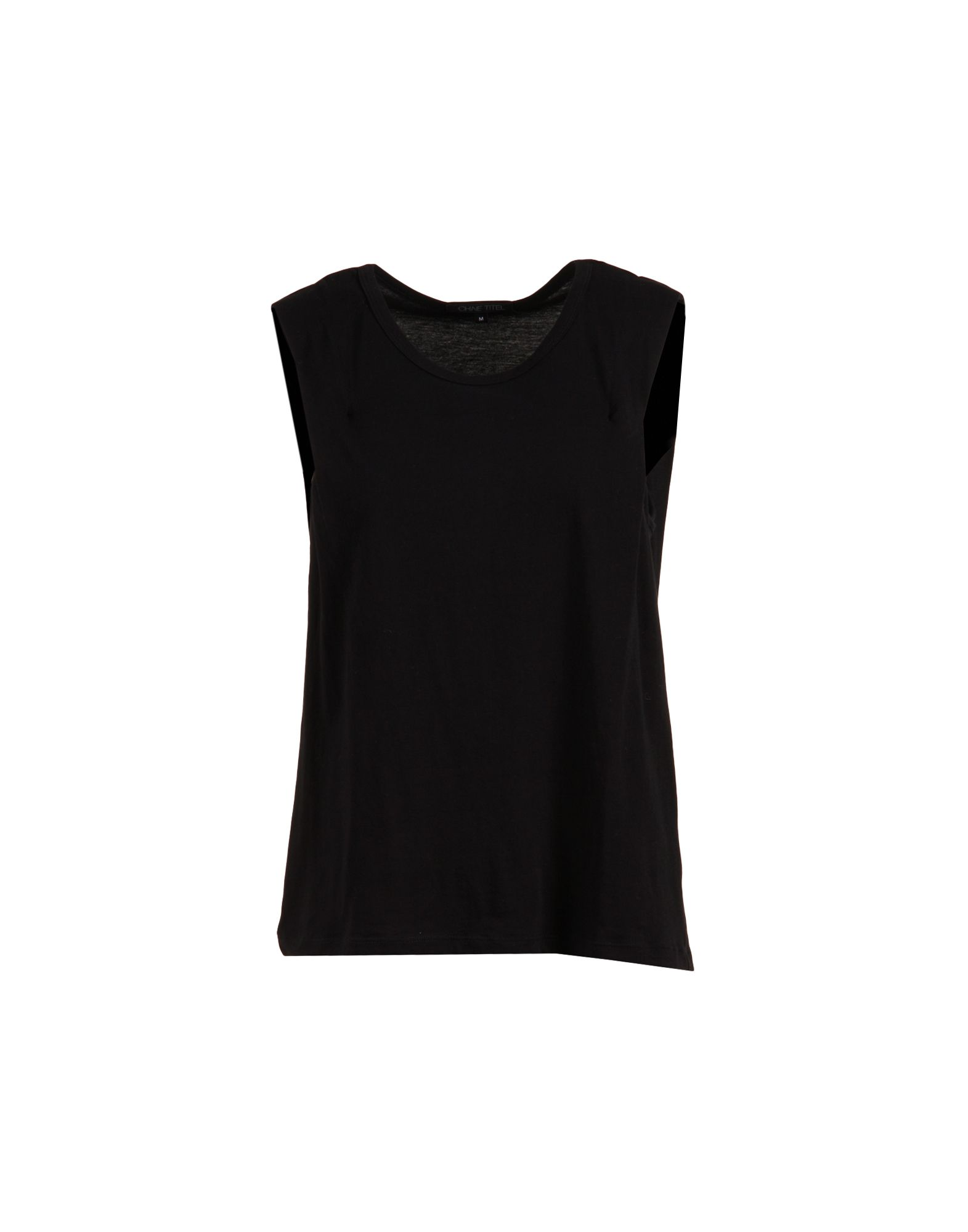 Ohne Titel Sleeveless T Shirt In Black Save 25 Lyst