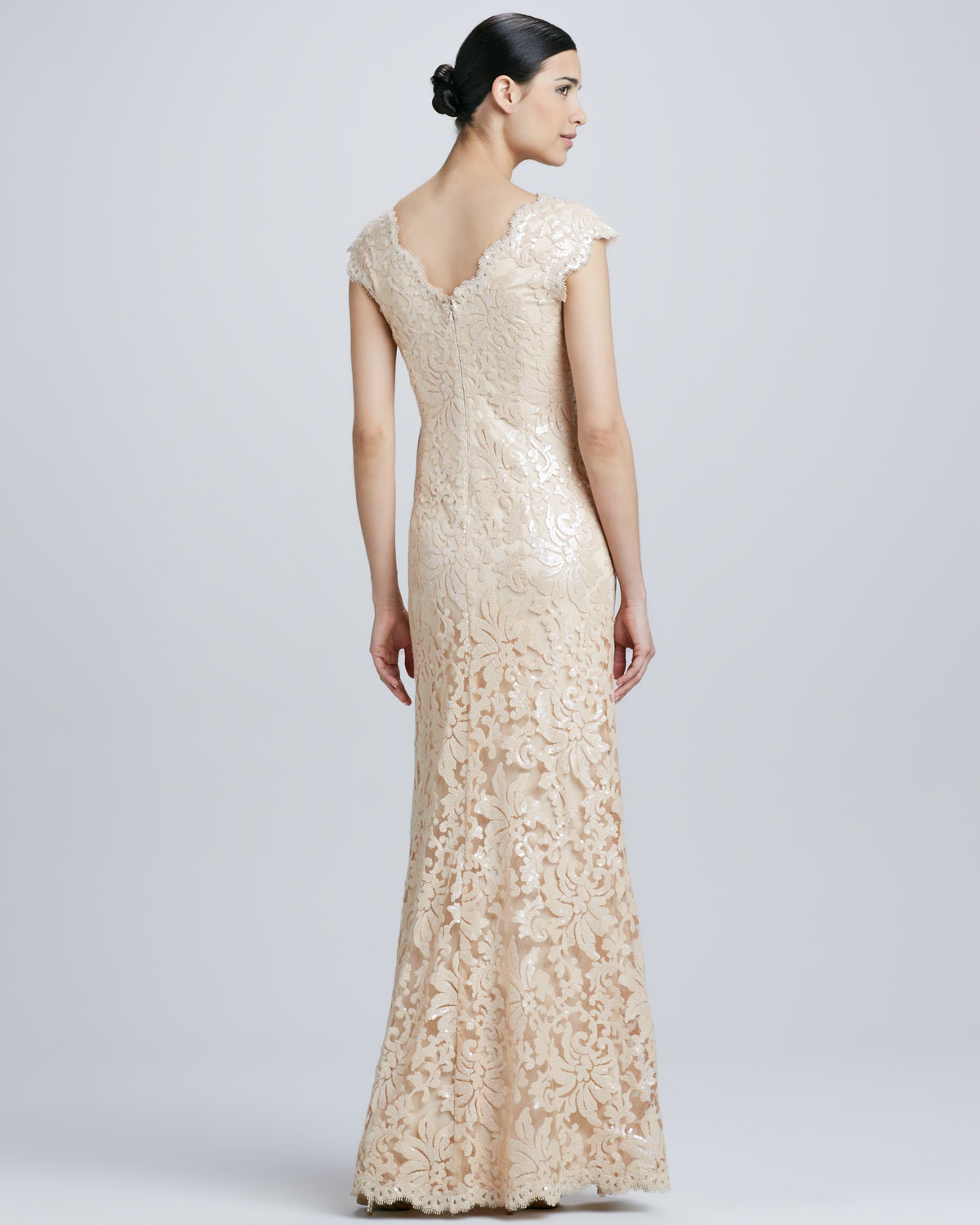 Perfect Tadashi Formal Gowns Ensign - Top Wedding Gowns ...