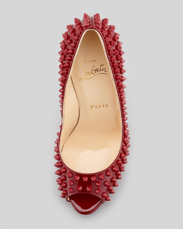 715d8c8a5474 Gallery. Previously sold at  Neiman Marcus · Women s Christian Louboutin  Spike Women s Calvin Klein 205w39nyc Gayle Women s Velvet Platform Heels ...