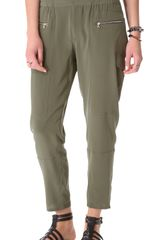 Club Monaco Emma Pants - Lyst