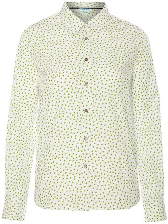 Dickins & Jones Geo Square Spot Print Shirt - Lyst