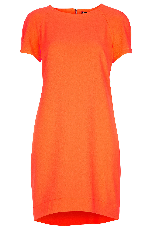Orange Dress Shirt For Women