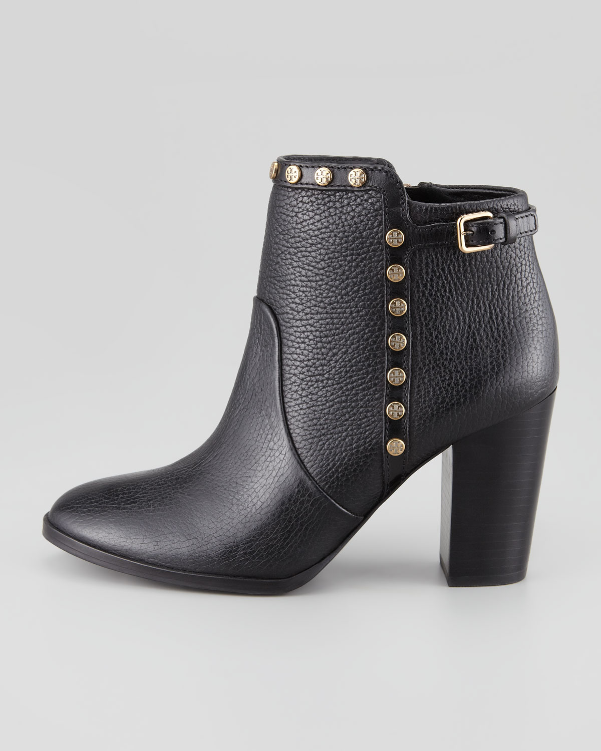 buy cheap brand new unisex cheap price wholesale price Tory Burch Studded Patent Leather Boots pay with visa online cheap low shipping GFfnceqy
