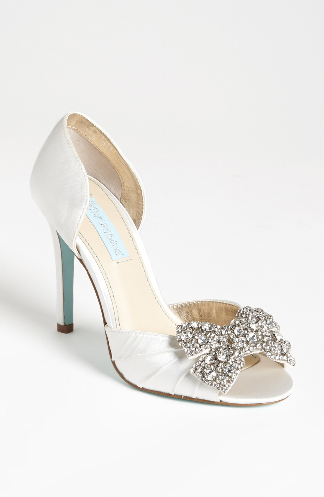 Blue by Betsey Johnson - Women's Bridal Shoes SummitFashions - Women's Bridal Shoes Blue By Betsey Johnson - Women's Bridal Shoes Bamboo - Women's Bridal Shoes Badgley Mischka White NORDSTROM $ $ Bella Belle. Women's Bella Belle Anita Illusion Lace Cross Strap Pump $ at NORDSTROM.