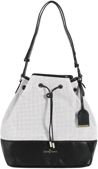 Cole Haan Drawstring Bag - Lyst