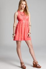 Free People Dress Rocco Lace - Lyst