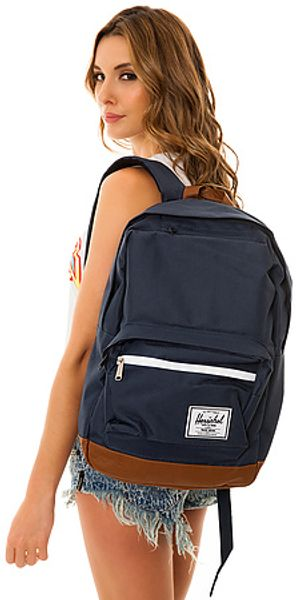 Herschel Supply Co. The Pop Quiz Backpack in Navy - Lyst