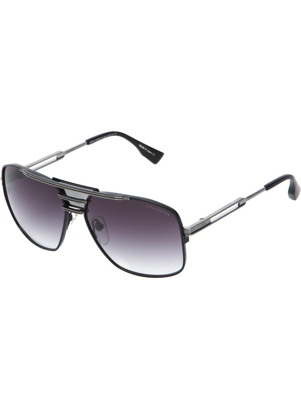 7c94a1008f Lyst - DITA Armada Sunglasses in Black for Men