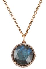 Irene Neuwirth Locket Necklace - Lyst
