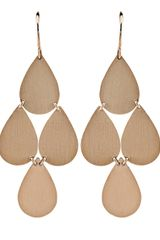 Irene Neuwirth Classic Chandelier Earrings - Lyst
