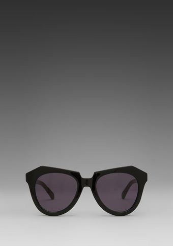 Karen Walker Number One in Black - Lyst