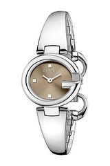 Gucci Ssima 27mm Stainless Steel Bangle Watch - Lyst
