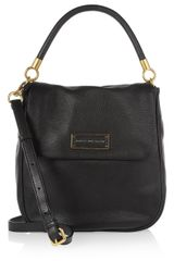 Marc By Marc Jacobs Too Hot To Handle Laetitia Leather Shoulder Bag - Lyst