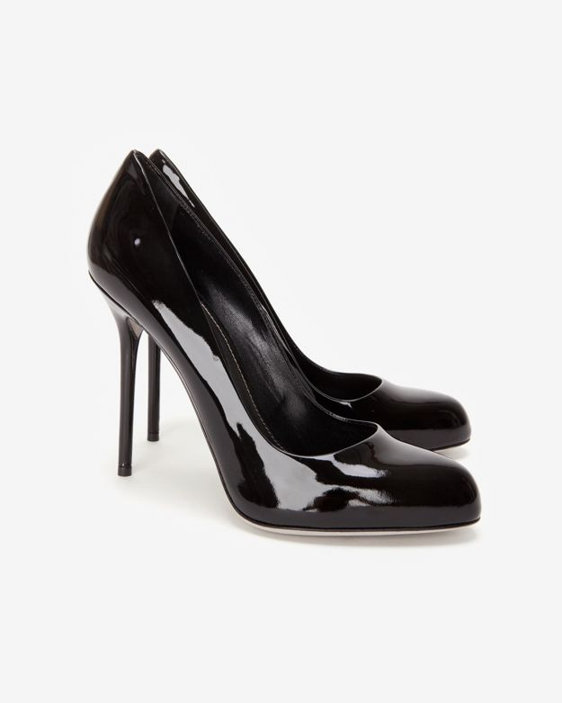 Sergio Rossi Patent Leather Pumps really for sale marketable online kZQuq