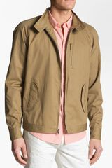 7 For All Mankind Harrington Jacket - Lyst