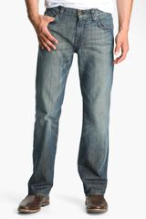 7 For All Mankind Austyn Relaxed Straight Leg Jeans Melbourne - Lyst