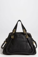 Chloé Paraty Medium Leather Satchel - Lyst