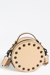 Loeffler Randall Circle Leather Crossbody Bag - Lyst