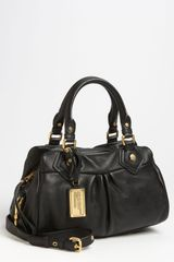 Marc By Marc Jacobs Classic Q Baby Groovee Leather Satchel - Lyst