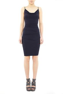 Nicole Miller Carly Jersey Dress - Lyst