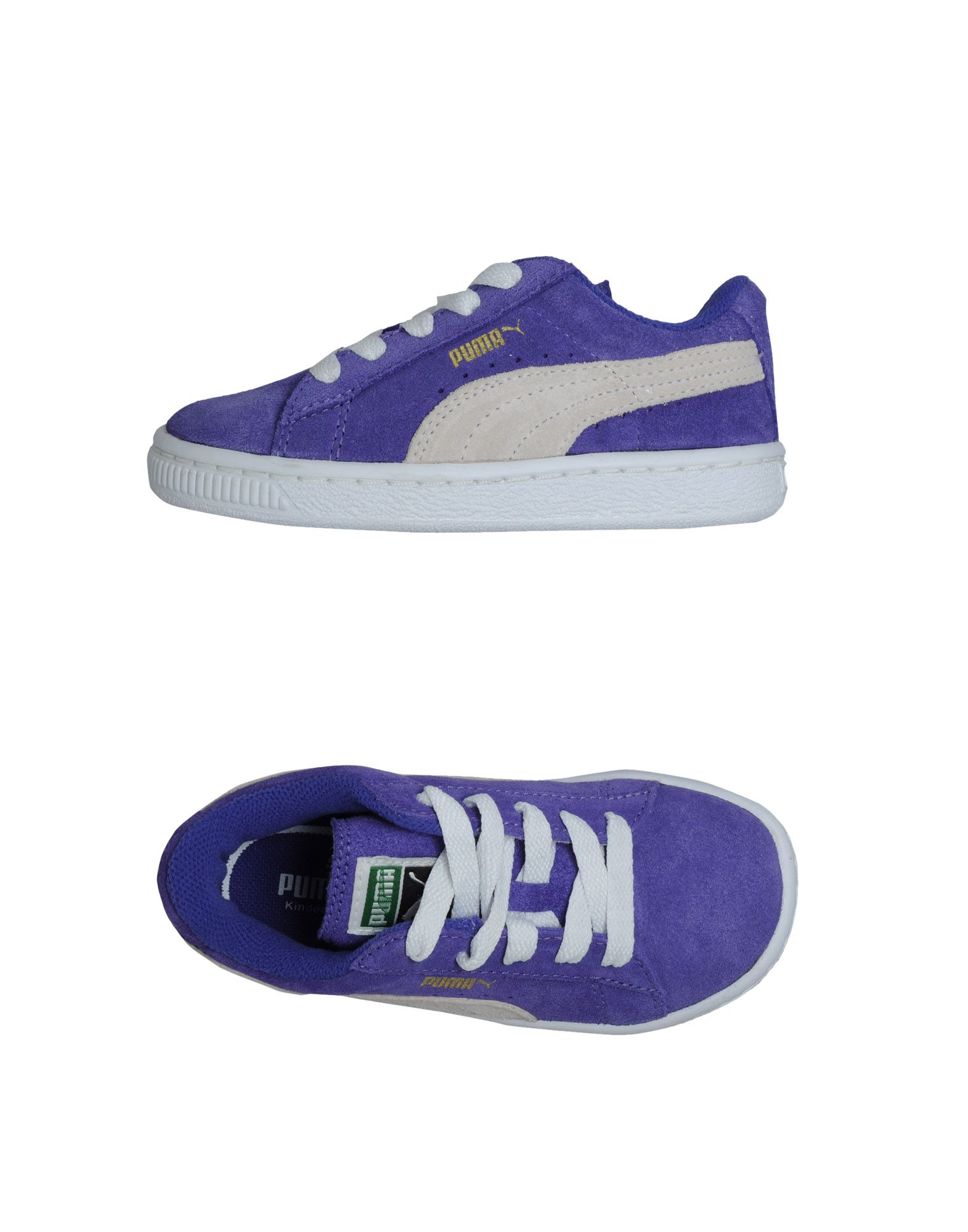 Looking For Womens Puma Shoes In Solid Purple