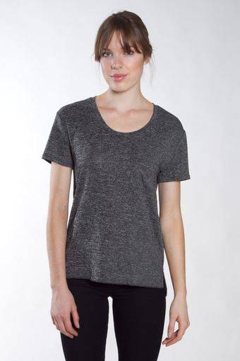 Rag & Bone Pocket Tee Cotton - Lyst
