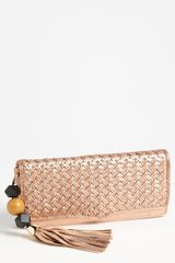 Rebecca Minkoff Honey Clutch - Lyst