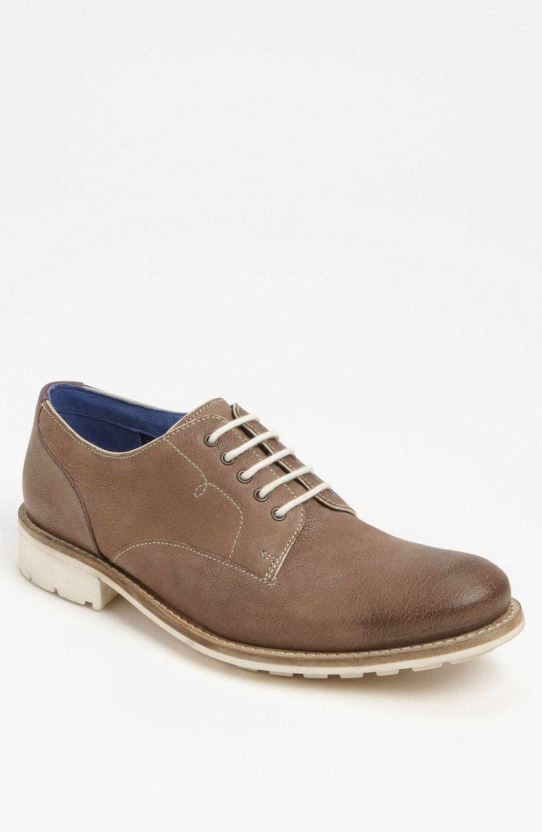 ted baker tich buck shoe in brown for grey