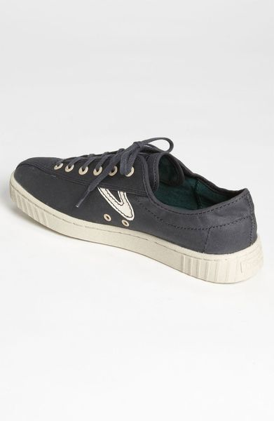 tretorn nylite wax canvas sneaker exclusive in