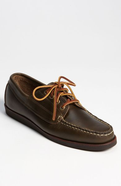 Brown Leather Eastland Shoes