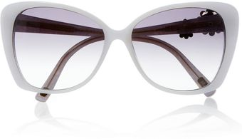 Marc Jacobs Squareframe Acetate Sunglasses - Lyst