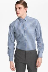 Paul Smith Gingham Check Shirt - Lyst