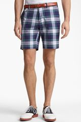 Polo Ralph Lauren Plaid Shorts - Lyst