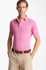 Polo Ralph Lauren Classic Fit Polo - Lyst
