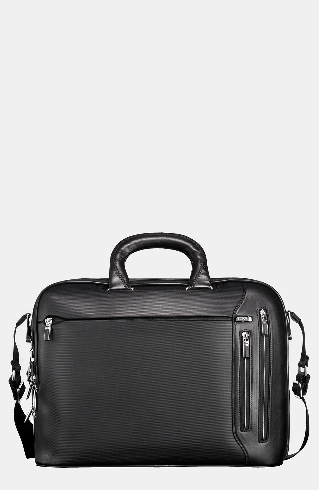 Tumi Arrivé Narita Leather Slim Briefcase - For Men in ...