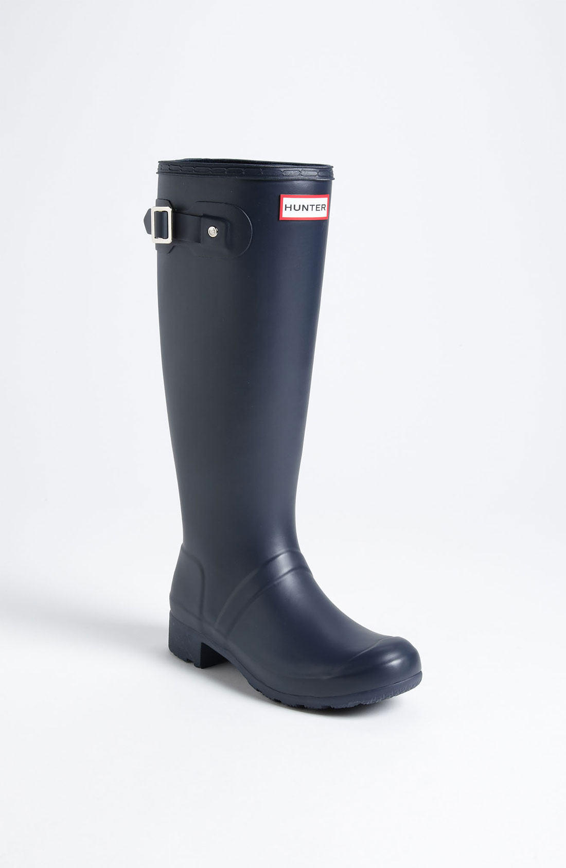 Amazing Hunter Original Dazzle Rain Boots In Blue  Lyst