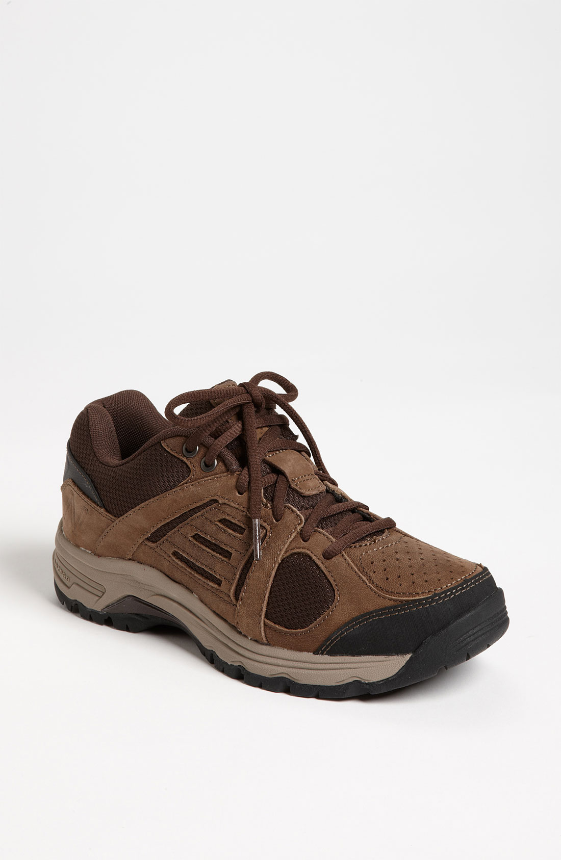 new balance 959 walking shoe in brown lyst
