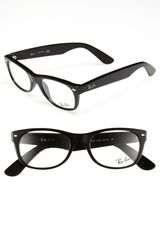 Ray-Ban 50mm Optical Glasses - Lyst