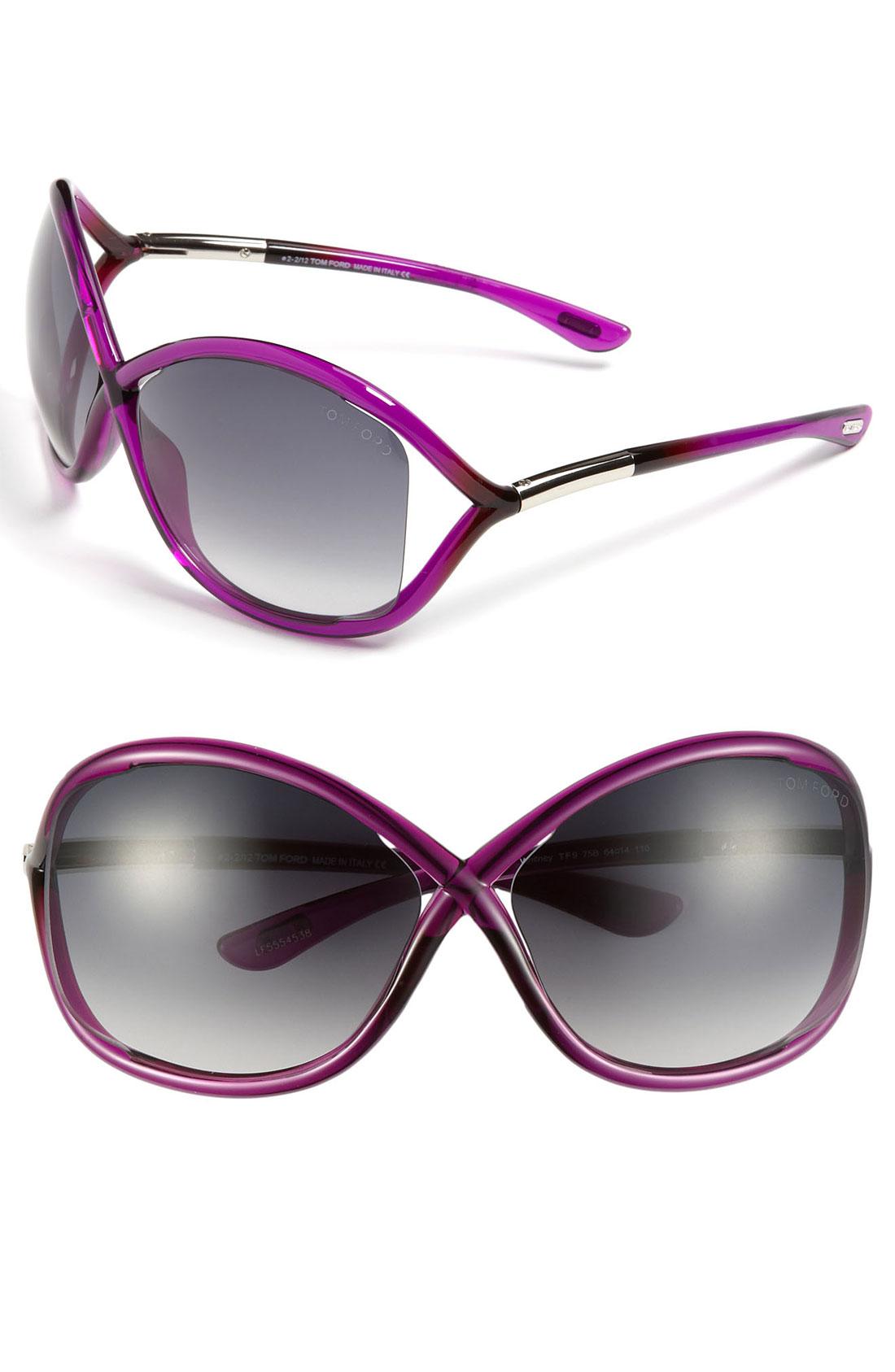 Purple Aviators Sunglasses Louisiana Bucket Brigade