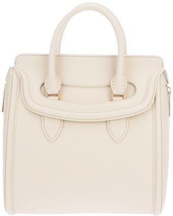 Alexander McQueen Medium Heroine Bag - Lyst