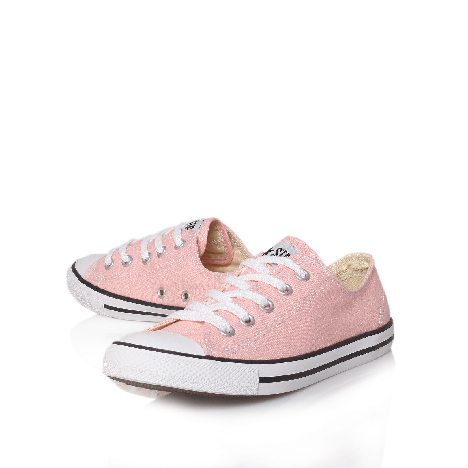 Converse Leather Danity Lace Shoes