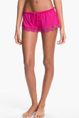 Eberjey India Shorts - Lyst