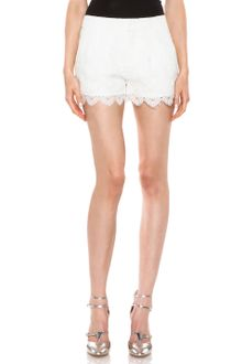 Haute Hippie Lace Shorts  - Lyst